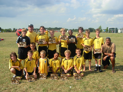Phoenixville power U12 Boys